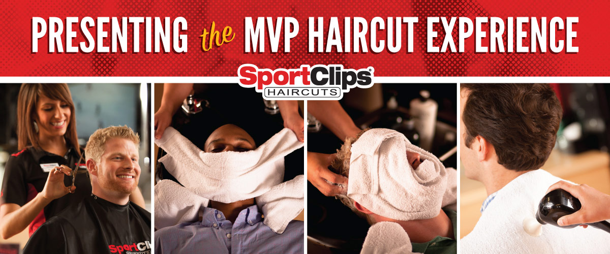 The Sport Clips Haircuts of South Naperville MVP Haircut Experience